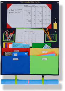 The Bright Homework Caddy